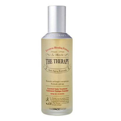 [The Face shop] The Therapy Essential Tonic Treatment 150ml - Cosmetic Love