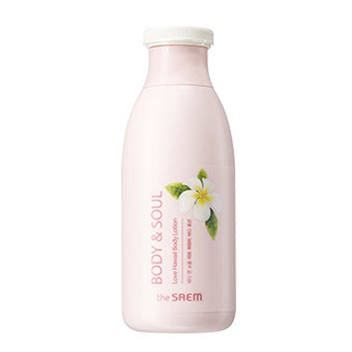 [The Saem] BODY & SOUL Love Hawaii Body Lotion 300ml - Cosmetic Love
