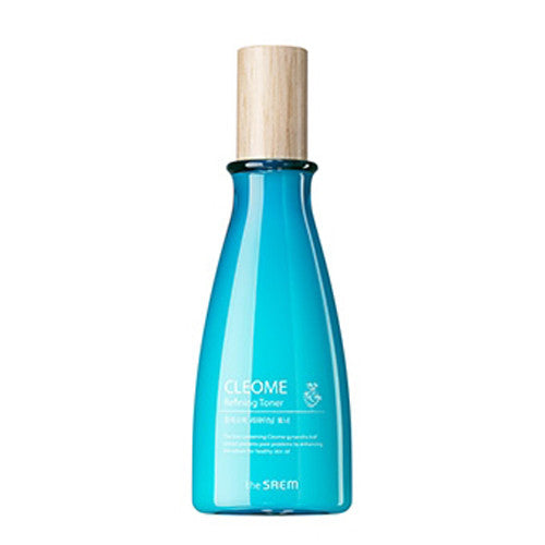 [The Saem] Cleome Refining Toner 160ml - Cosmetic Love