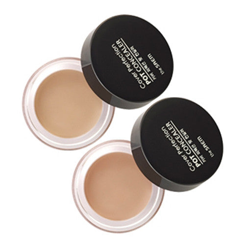 [The Saem] Cover Perfection Pot Concealer 4g - Cosmetic Love