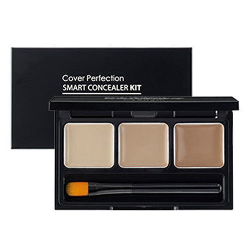 [The Saem] Cover Perfection Smart Concealer Kit 4.2g - Cosmetic Love