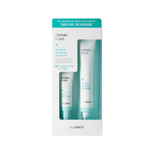 [The Saem] DERMA PLAN Sensitive Soothing Treatment 30ml