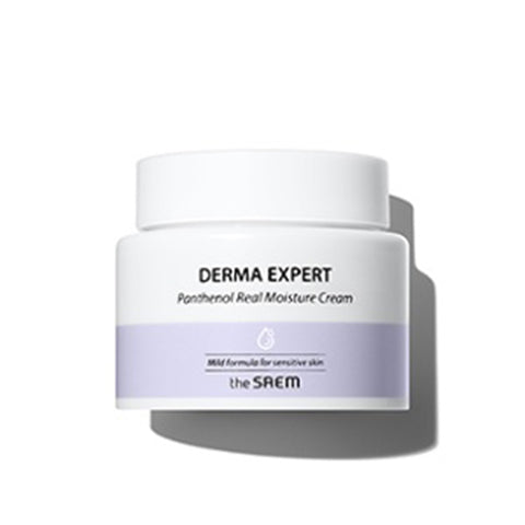 [The Saem] Derma Expert Panthenol Real Moisture Cream 100ml