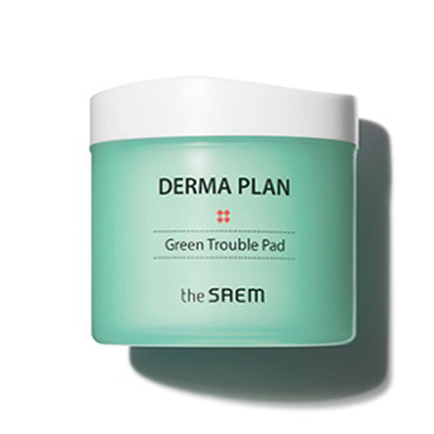 [The Saem] Derma Plan Green Trouble Pad 130ml