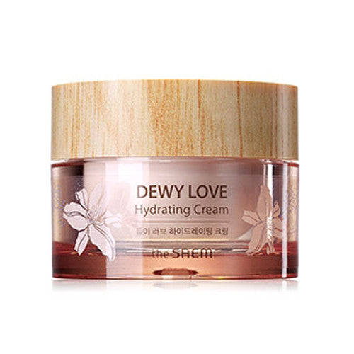 [The Saem] Dewy Love Hydrating Cream 50ml - Cosmetic Love