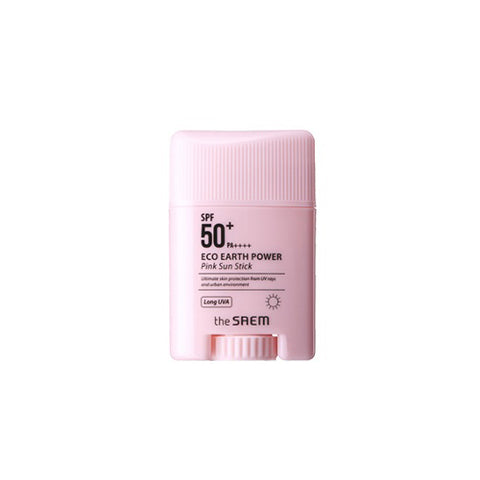 [The Saem] Eco Earth Power Pink Sun Stick 16g