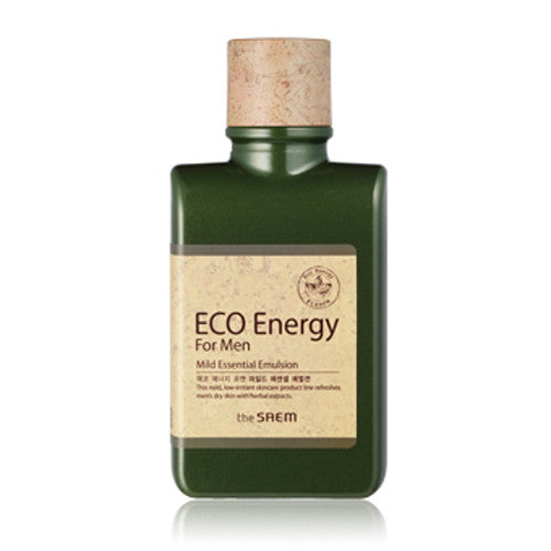 [The Saem] Eco Energy For Man Mild Essential Emulsion 150ml - Cosmetic Love