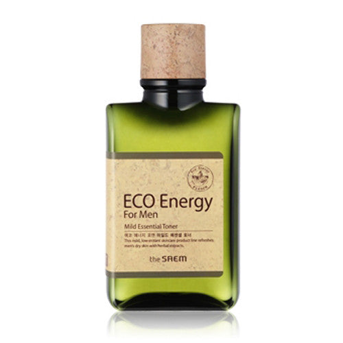[The Saem] Eco Energy For Man Mild Essential Toner 150ml - Cosmetic Love