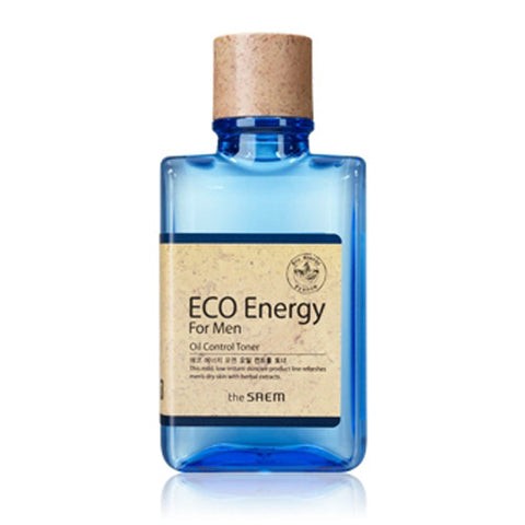 [The Saem] Eco Energy For Men Oil Control Toner 150ml - Cosmetic Love