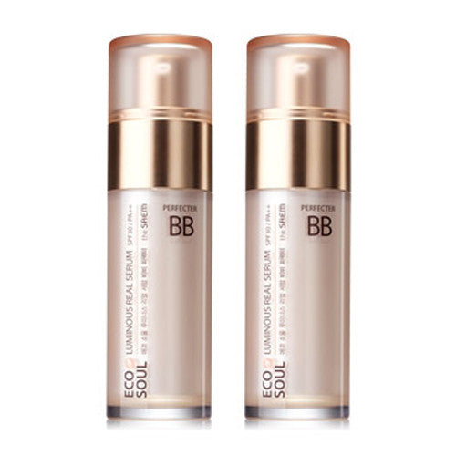 [The Saem] Eco Soul Luminous Real Serum BB Perfecter 40ml - Cosmetic Love