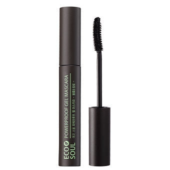 [The Saem] Eco Soul Powerproof Gel Mascara 8g