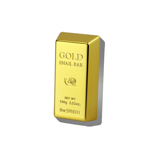 [The Saem] Gold Snail Bar 100g - Cosmetic Love