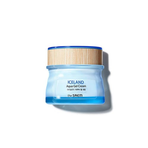 [The Saem] Iceland Aqua Gel Cream 60ml