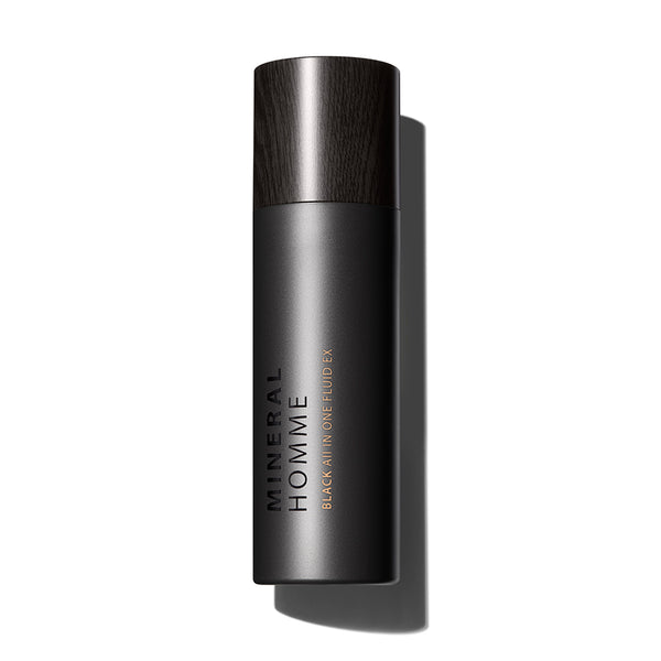 [The Saem] Mineral Homme Black All In One Fluid EX 100ml