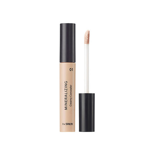 [The Saem] Mineralizing Creamy Concealer 4ml