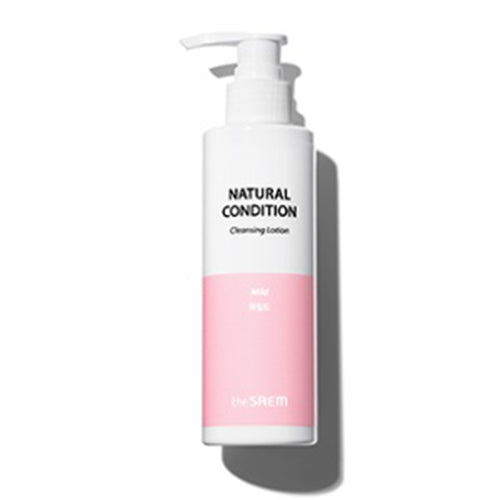 [The Saem] Natural Condition Cleansing Lotion 180ml