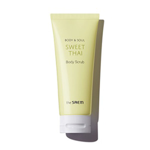 [The Saem] New Body & Soul Sweet Thai Body Scrub 200ml