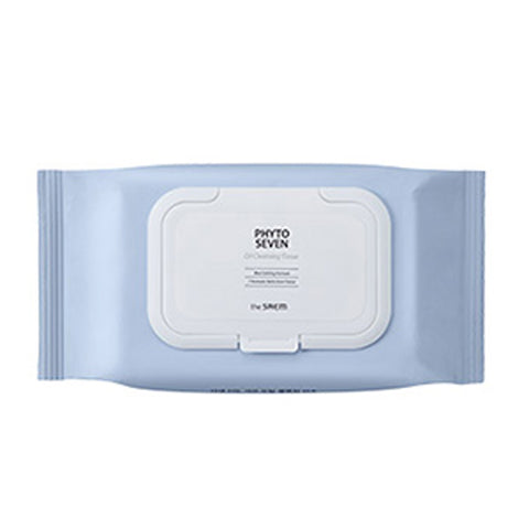 [The Saem] PHYTO SEVEN Oil Cleansing Tissue 60ea
