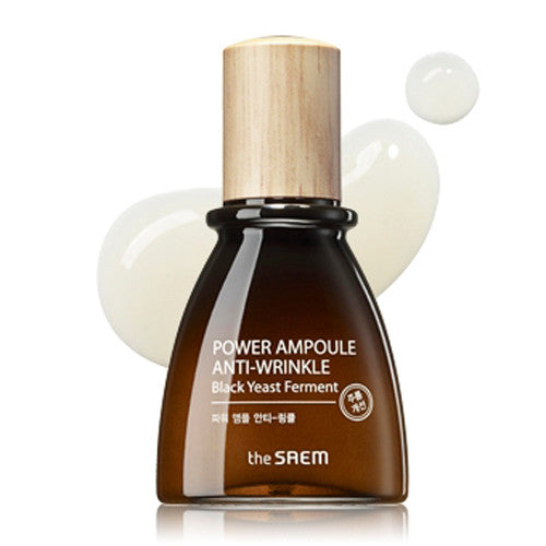 [The Saem] Power Ampoule Anti-wrinkle 40ml - Cosmetic Love