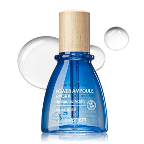 [The Saem] Power Ampoule Hydra 40ml - Cosmetic Love