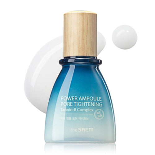 [The Saem] Power Ampoule Pore Tightening 40ml - Cosmetic Love
