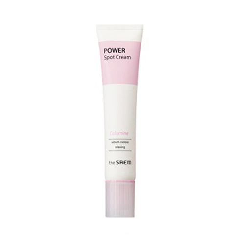 [The Saem] Power Spot Calamine Cream 40ml