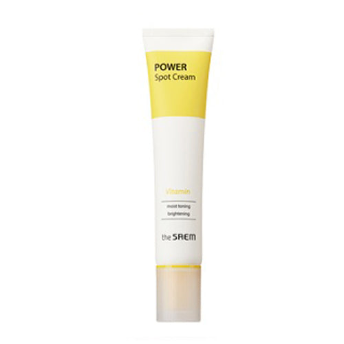 [The Saem] Power Spot Vitamin Cream 40ml