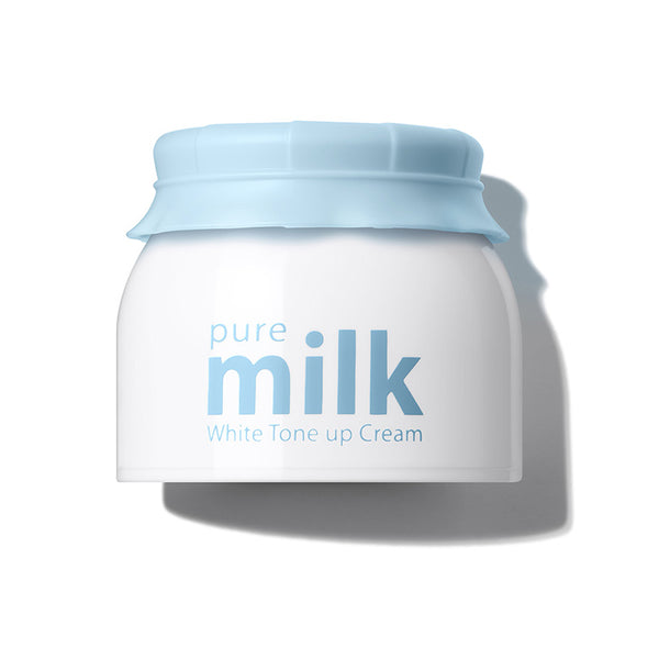 [The Saem] Pure Milk White Tone Up Cream 50ml