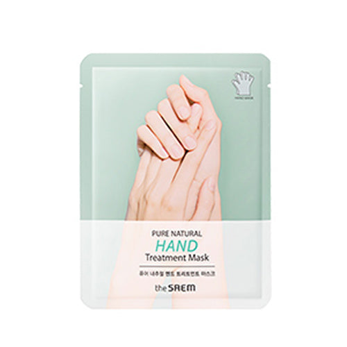 [The Saem] Pure Natural Hand Treatment Mask 16g