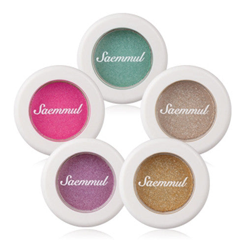 [The Saem] Saemmul Glitter Shadow 1.2g - Cosmetic Love