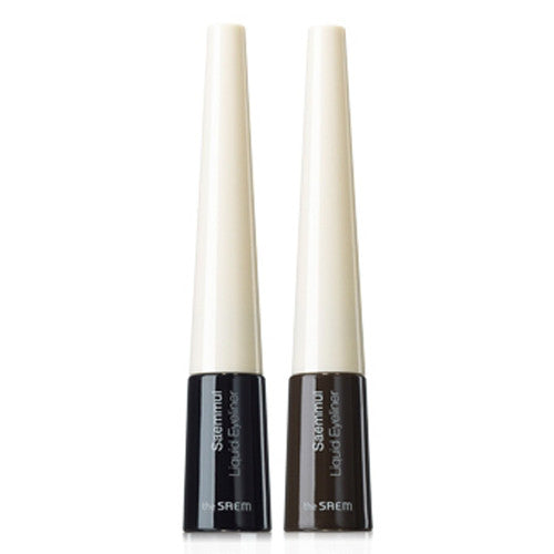 [The Saem] Saemmul Liquid Eyeliner 5g - Cosmetic Love