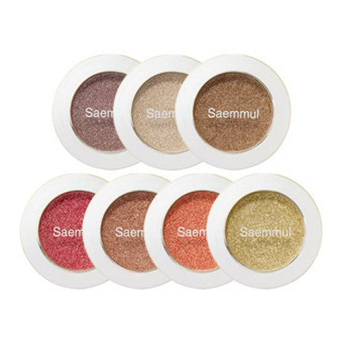 [The Saem] Saemmul Single Shadow(paste) - Cosmetic Love