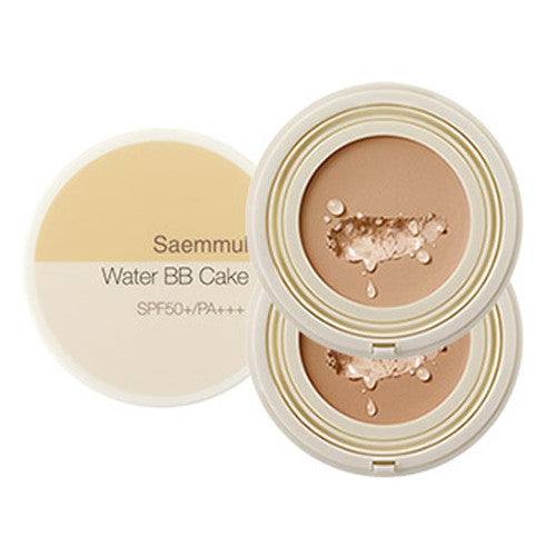 [The Saem] Saemmul Water BB cake 16g - Cosmetic Love