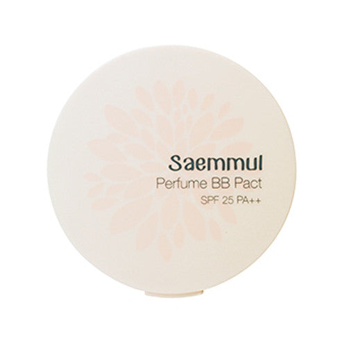 [The Saem] Sammul perfume BB pact SPF25 PA++ 20g - Cosmetic Love