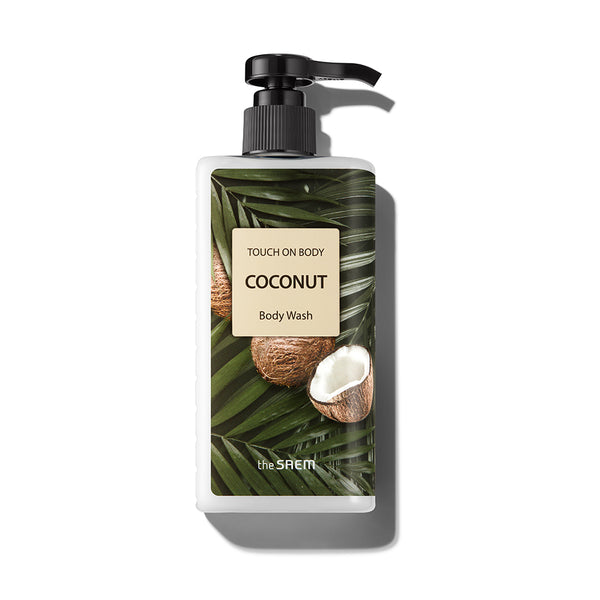 [The Saem] Touch On Body Coconut Body Wash 300ml