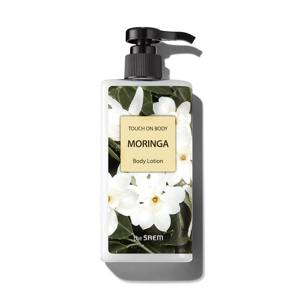 [The Saem] Touch On Body Moringa Body Lotion 300ml