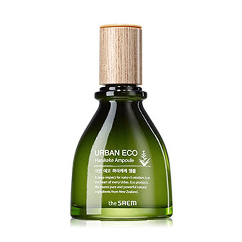 [The Saem] Urban Eco Harakeke Ampoule 45ml - Cosmetic Love