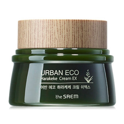 [The Saem] Urban Eco Harakeke Cream EX 60ml - Cosmetic Love