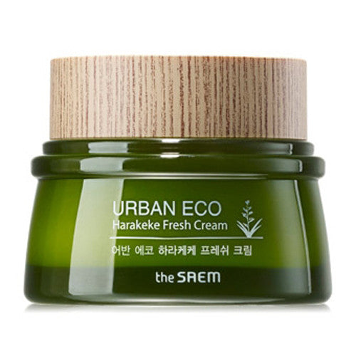 [The Saem] Urban Eco Harakeke Fresh Cream 60ml - Cosmetic Love