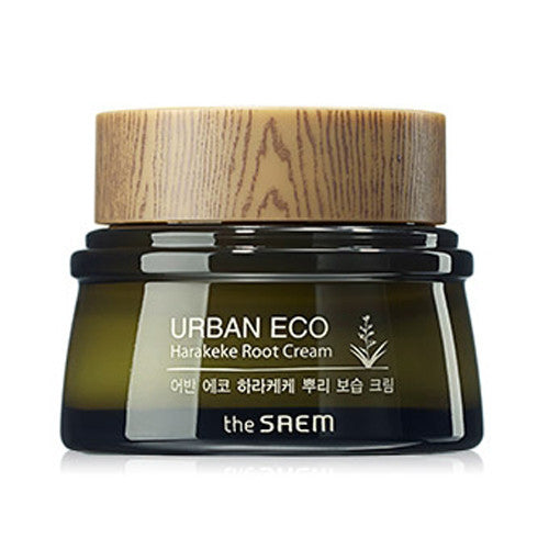 [The Saem] Urban Eco Harakeke Root Cream 60ml - Cosmetic Love