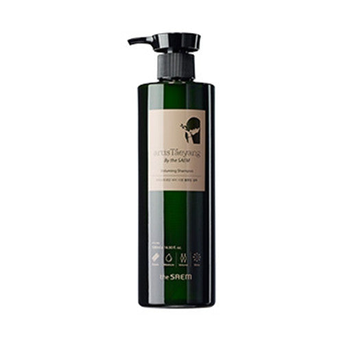 [The Saem] artisTaeyang BY the SAEM Voluming Shampoo 500ml - Cosmetic Love