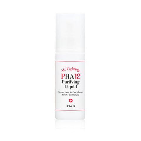 [Tiam] AC Fighting PHA 12 Purifying Liquid 80ml