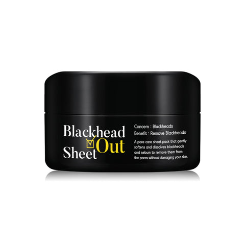 [Tiam] Blackhead Out Sheet 35Sheets