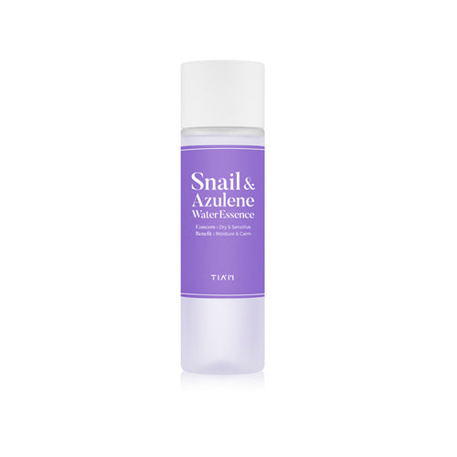[Tiam] Snail & Azulene Water Essence 180ml