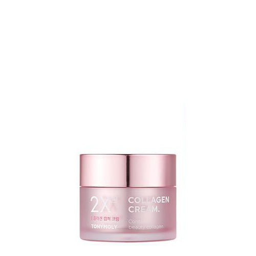 [Tonymoly] 2X(r) Collagen Capture Cream 50ml