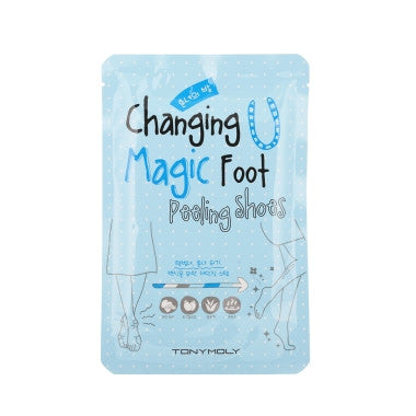 [Tonymoly] Changing U Magic Foot Peeling Shoes - Cosmetic Love - 1