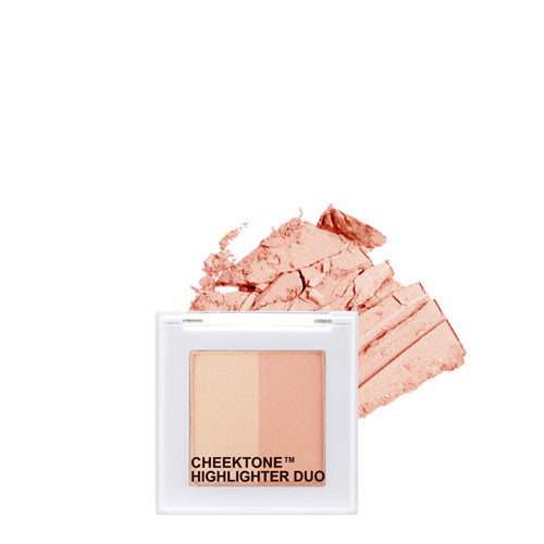 [Tonymoly] Cheek Tone Highlighter Duo - Cosmetic Love