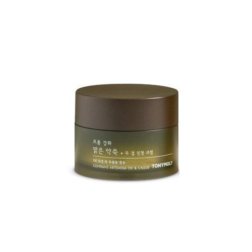 [Tonymoly] From Ganghwa Pure Artemisia Two Layer Soothing Cream 64ml