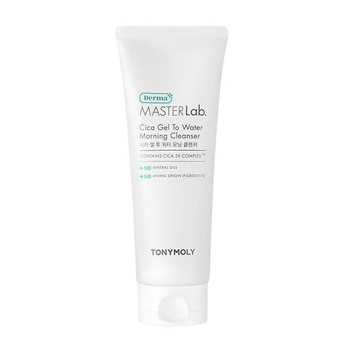 [Tonymoly] Derma Master Lab Gel To Water Morning Cleanser 185ml