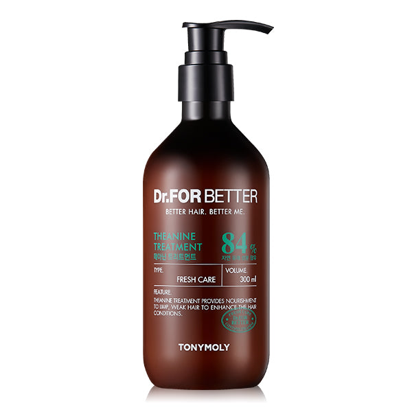 [Tonymoly] Dr.FOR BETTER Theanine Treatment 300ml